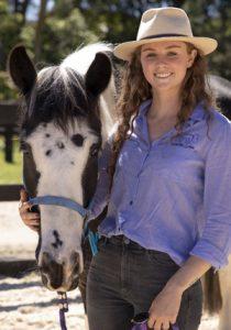 Natty - Facilitator and Horse Trainer